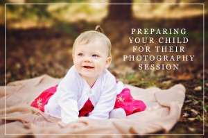 Preparing Your Child For Their Session
